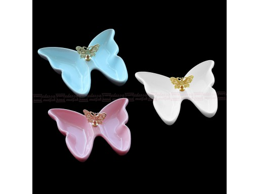 Butterfly Nuts Plate