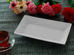 Rectangular Platter Model : Orkide