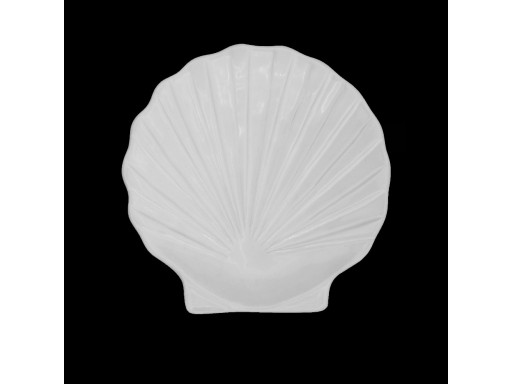 Service Plate Model :  Scallop No:1