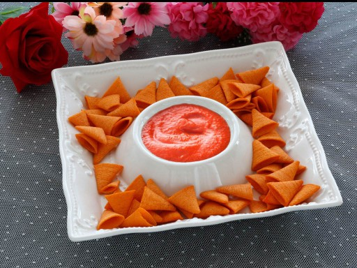 Chips Plate